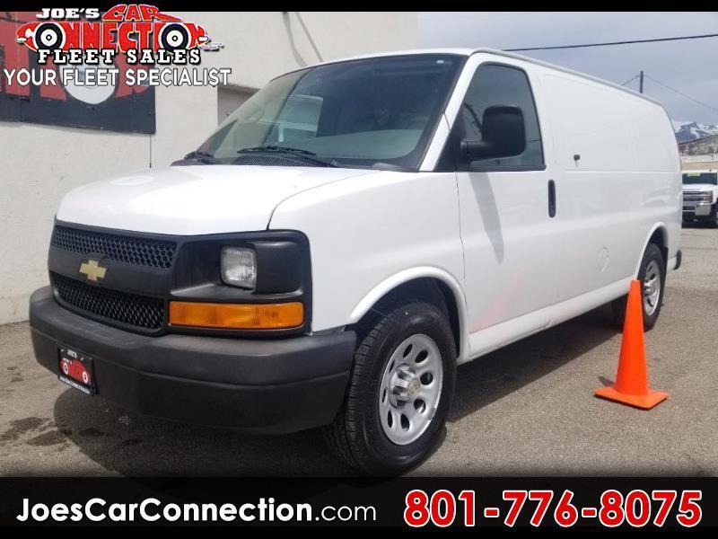 """2010 Chevrolet Express Cargo Van RWD 1500 135"""""""
