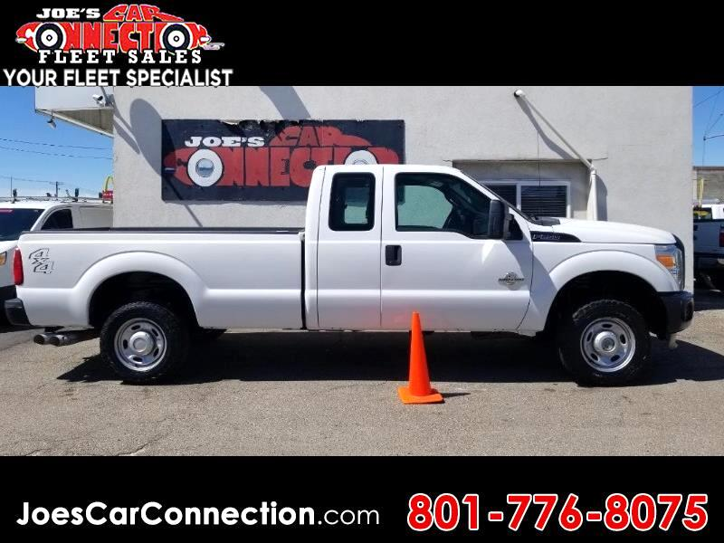 "Ford Super Duty F-250 SRW 4WD SuperCab 142"" Lariat 2011"