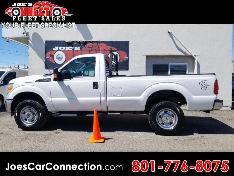 2015 Ford Super Duty F-350 SRW 4WD Reg Cab 137