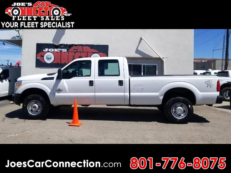 "Ford Super Duty F-350 SRW 4WD Crew Cab 156"" XL 2011"