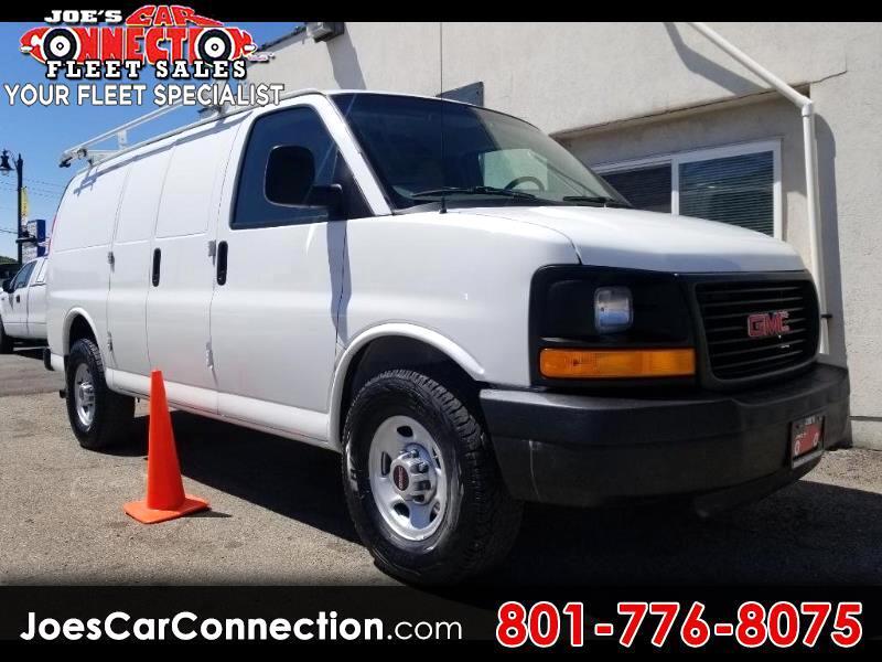 2012 GMC Savana Cargo Van RWD 2500 135