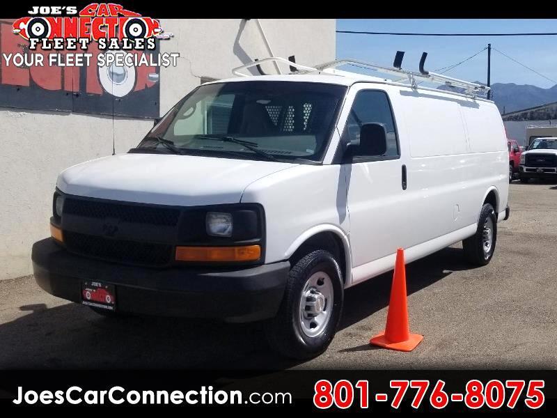 2009 Chevrolet Express Cargo Van RWD 2500 155