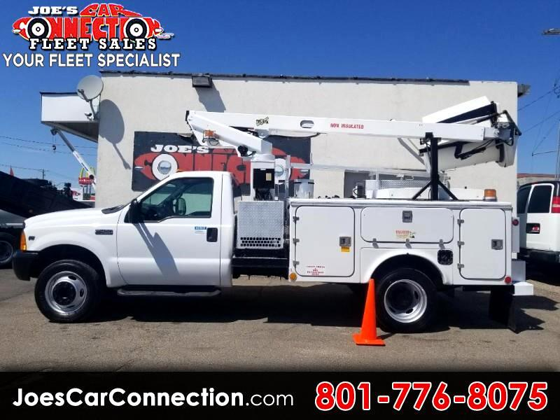 2001 Ford Super Duty F-450 Reg Cab 141