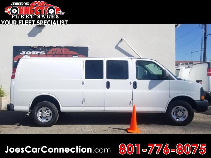 """2007 Chevrolet Express Cargo Van RWD 2500 155"""""""