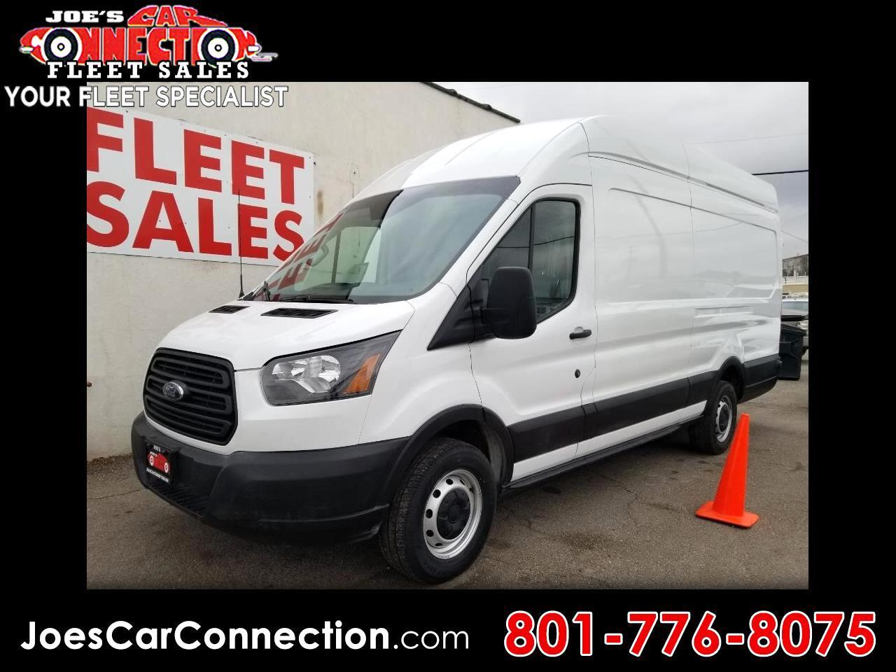 "Ford Transit Van T-250 148"" EL Hi Rf 9000 GVWR Sliding RH Dr 2019"