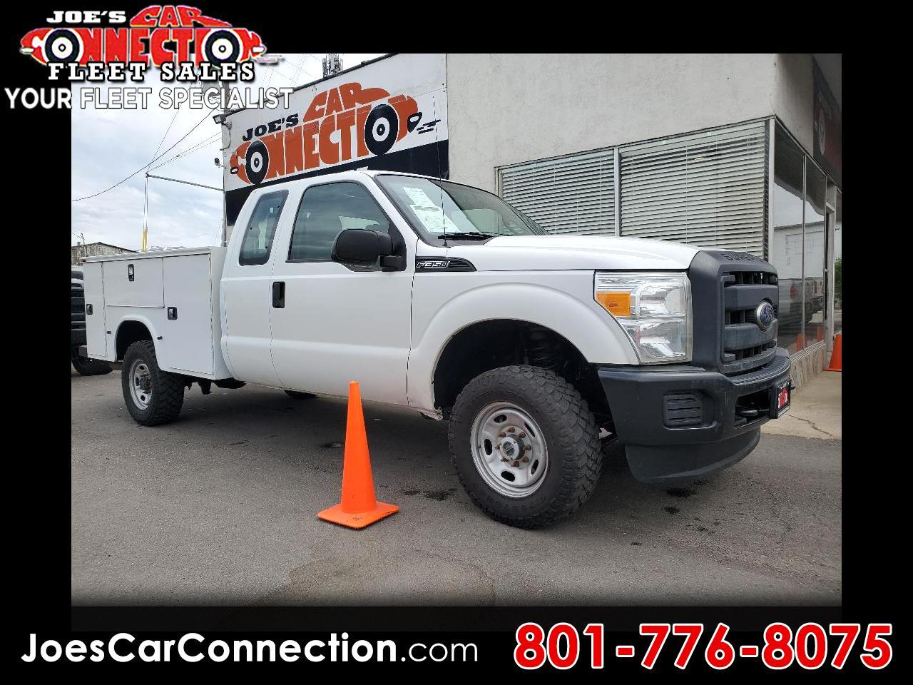 "Ford Super Duty F-350 SRW 4WD SuperCab 158"" Lariat 2015"