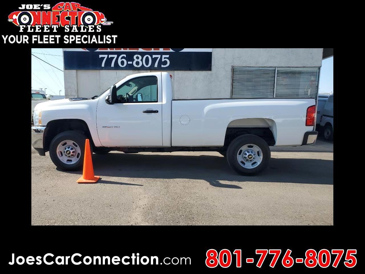 """Chevrolet Silverado 2500HD 2WD Reg Cab 133.7"""" Work Truck 2011"""