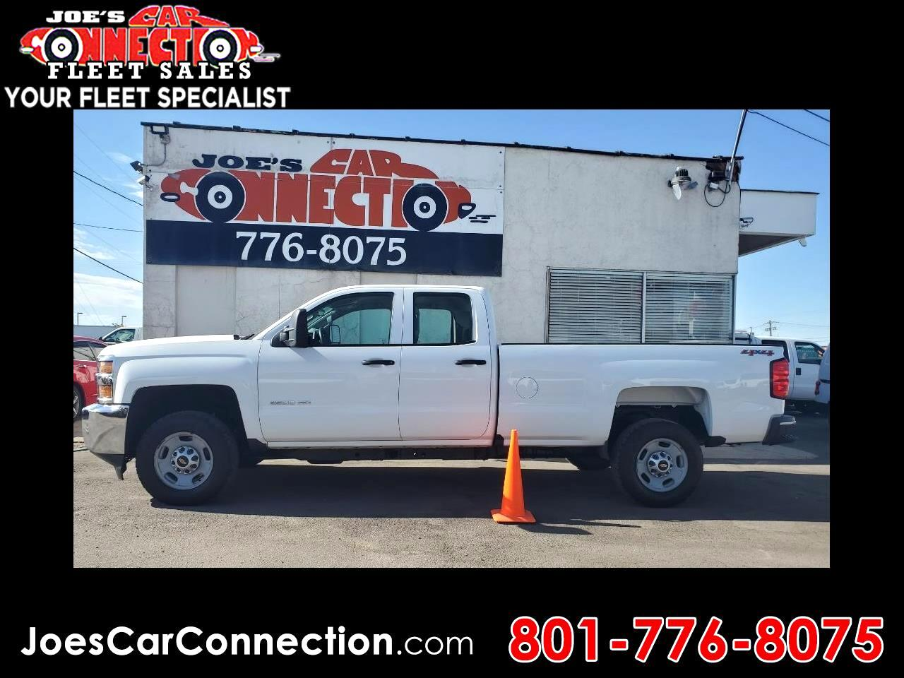 "Chevrolet Silverado 2500HD 4WD Double Cab 158.1"" Work Truck 2017"