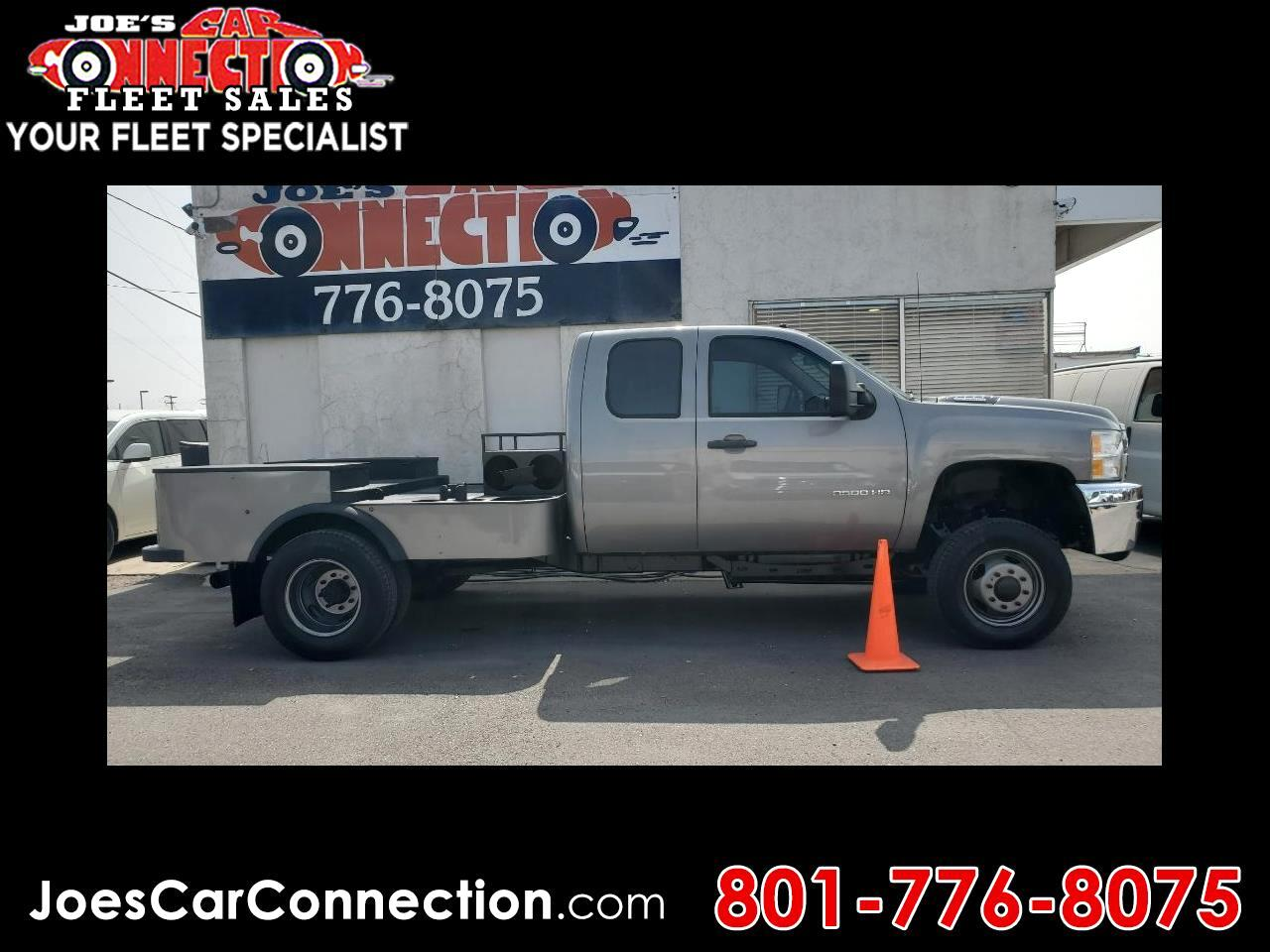 "Chevrolet Silverado 3500HD 4WD Ext Cab 158.2"" Work Truck 2012"