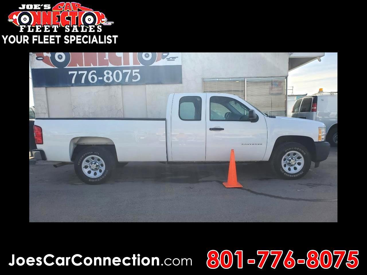 """Chevrolet Silverado 1500 2WD Ext Cab 157.5"""" Work Truck 2010"""