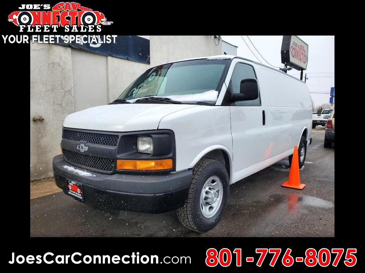 """Chevrolet Express Cargo Van RWD 3500 155"""" 2014"""