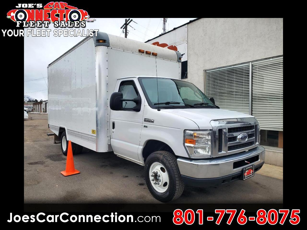 "Ford Econoline Commercial Cutaway E-350 Super Duty 138"" 5-Spd SRW 2011"