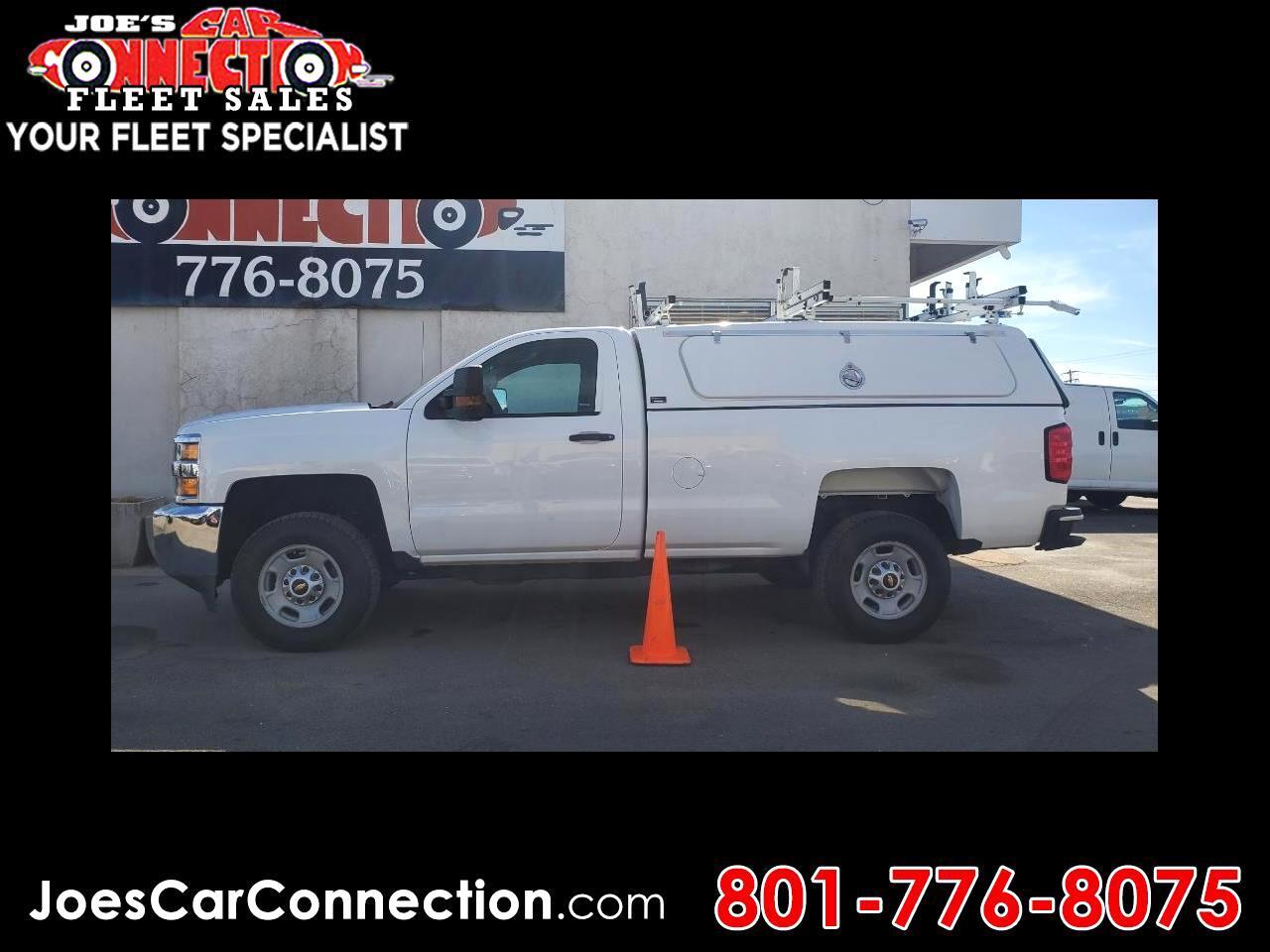 "Chevrolet Silverado 2500HD Built After Aug 14 4WD Reg Cab 133.6"" Work Truck 2015"