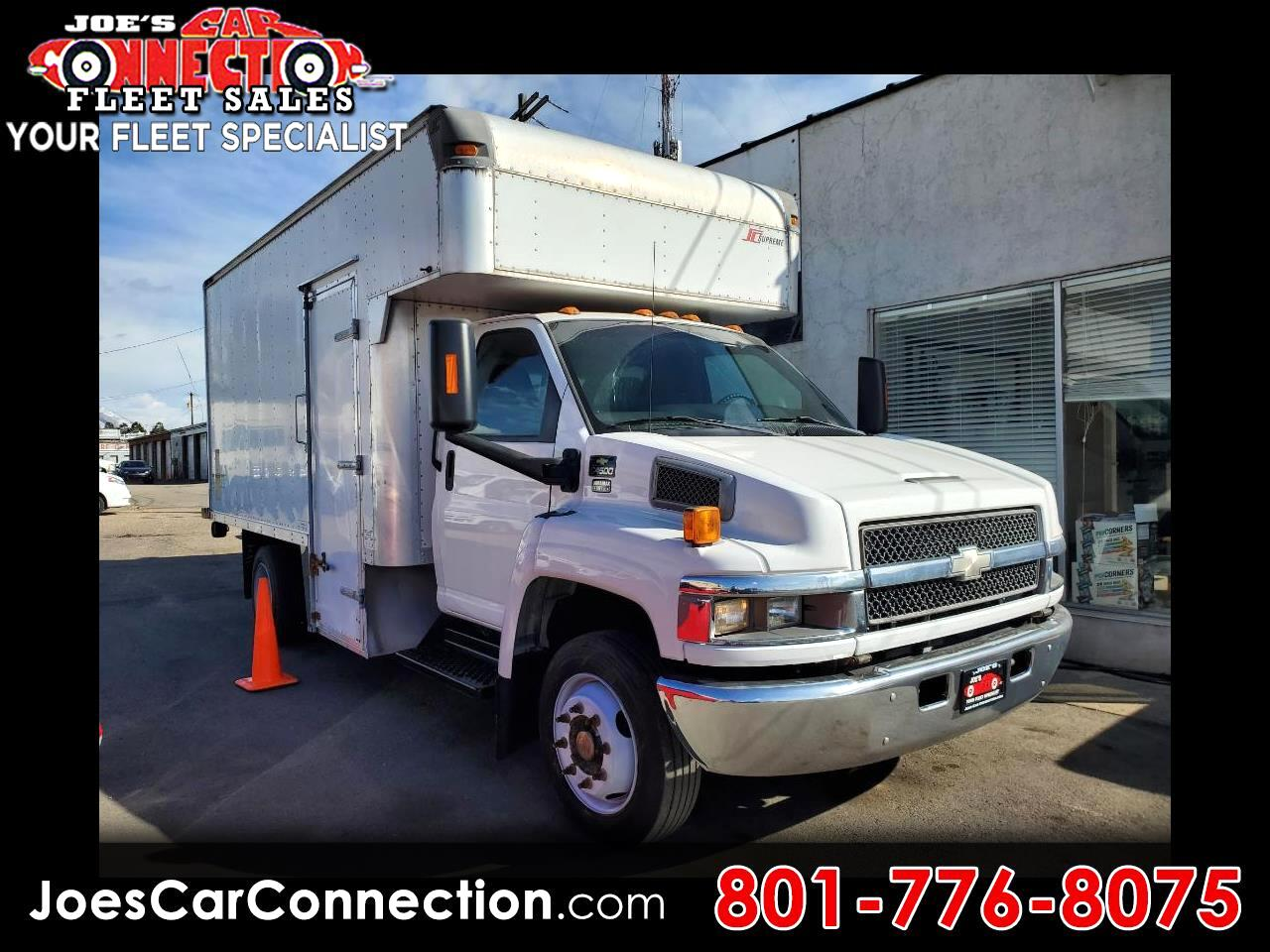 Chevrolet CC4500 Regular Cab 2WD 2006