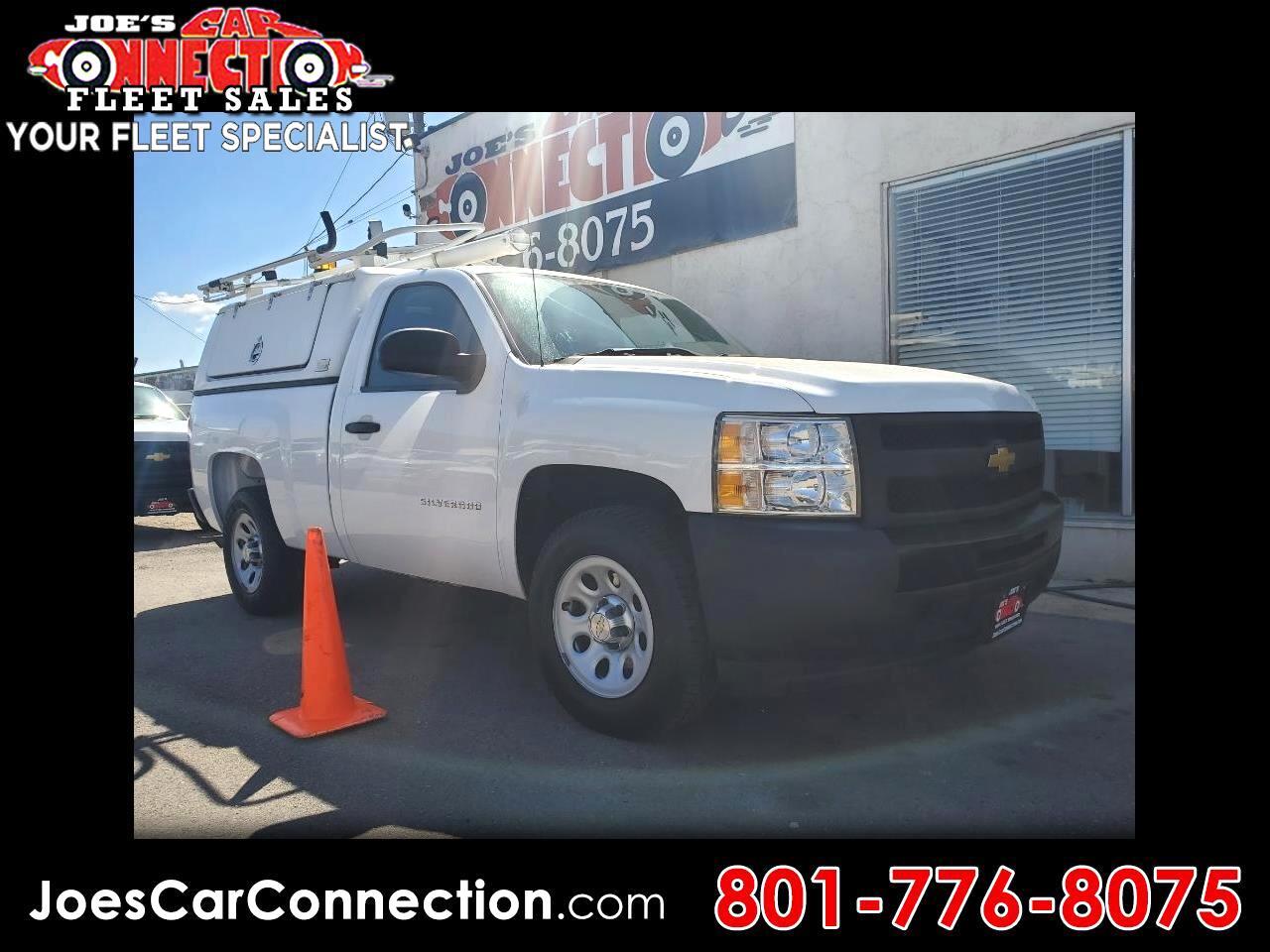 """Chevrolet Silverado 1500 2WD Reg Cab 119.0"""" Work Truck 2013"""