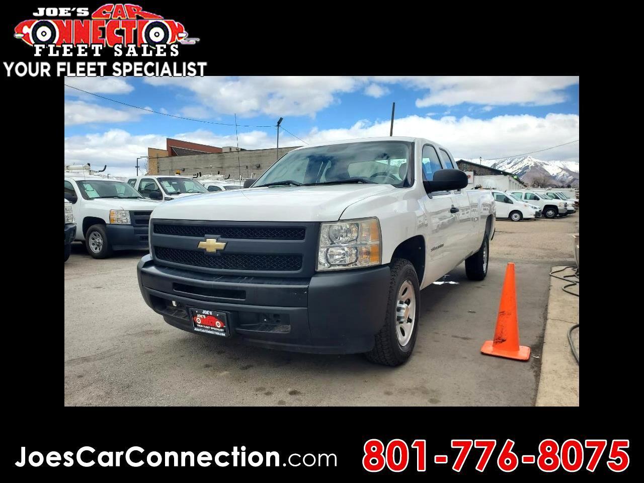 """Chevrolet Silverado 1500 2WD Ext Cab 157.5"""" Work Truck 2011"""