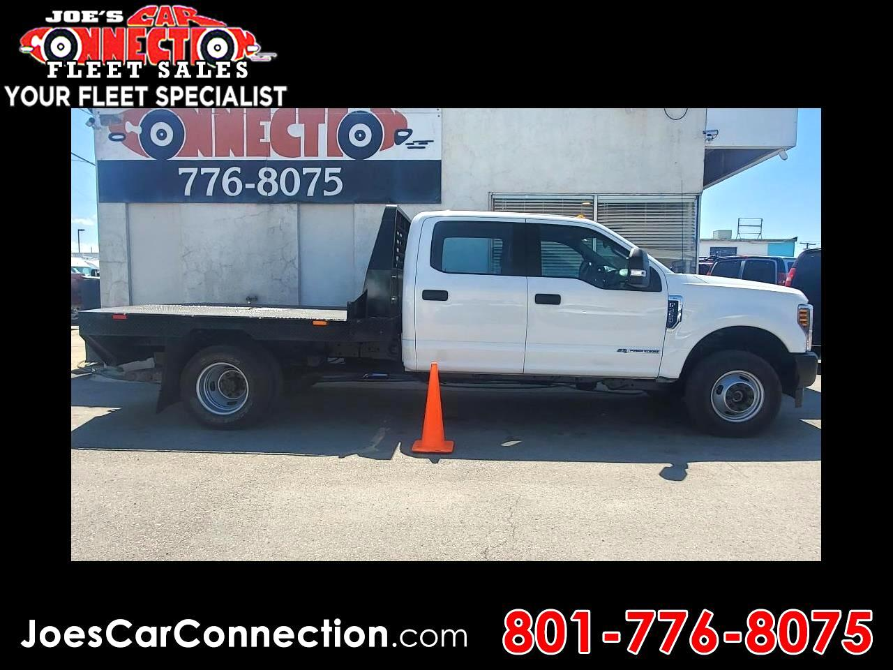 "Ford Super Duty F-350 DRW XL 4WD Crew Cab 179"" WB 60"" CA 2019"