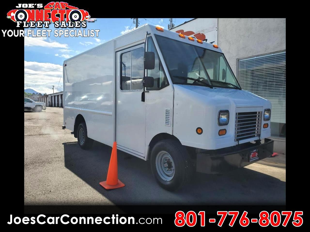 """Ford Econoline Commercial Chassis E-350 Stripped Chassis 138"""" 2012"""