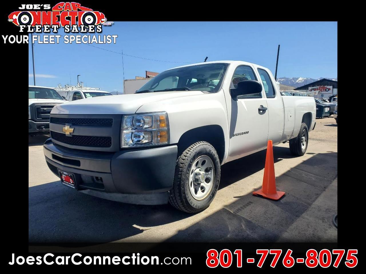 """Chevrolet Silverado 1500 2WD Ext Cab 157.5"""" Work Truck 2012"""