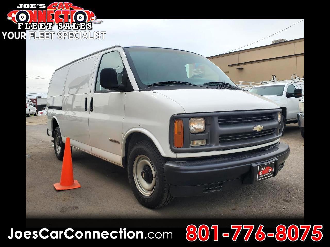 "Chevrolet Chevy Cargo Van 2500 135"" WB 1998"