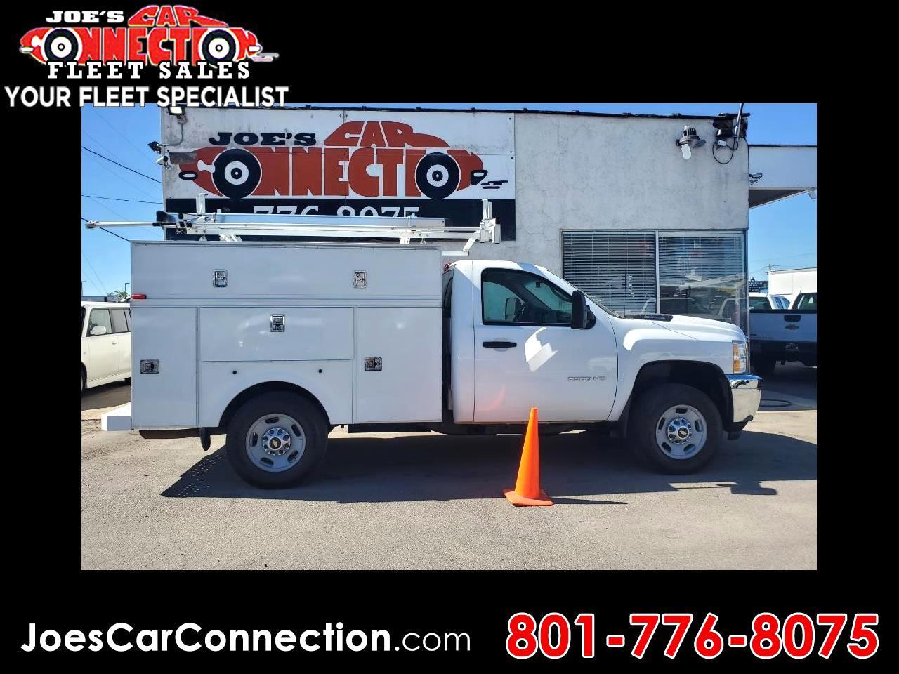 """Chevrolet Silverado 2500HD 4WD Reg Cab 133.7"""" Work Truck 2013"""