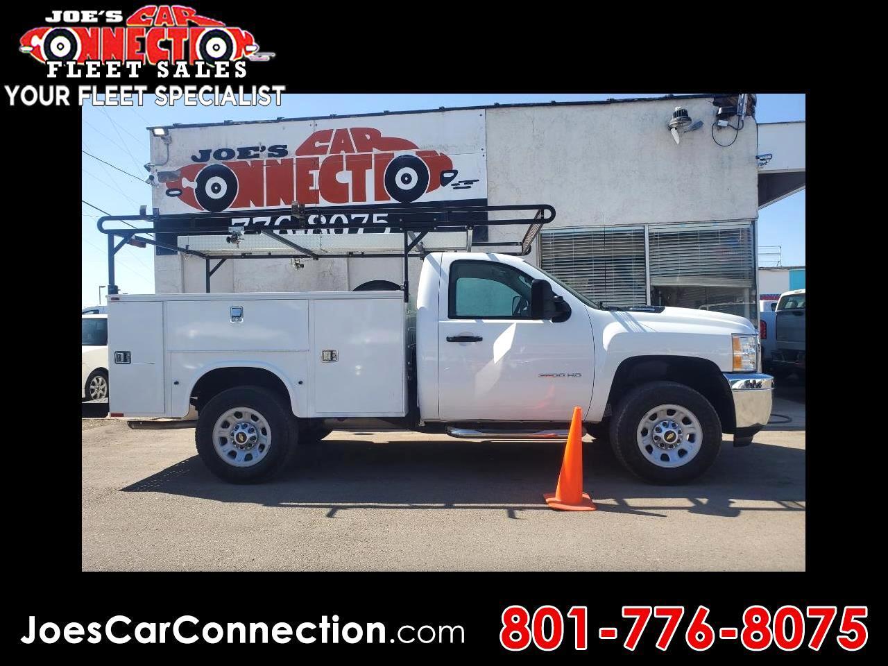 """Chevrolet Silverado 3500HD 2WD Reg Cab 133.7"""" Work Truck 2013"""