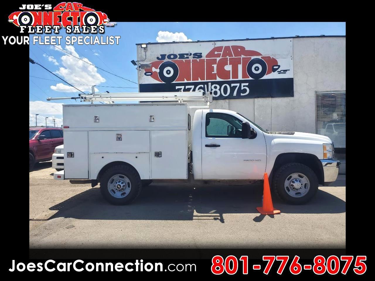 """Chevrolet Silverado 2500HD 4WD Reg Cab 133.7"""" Work Truck 2014"""