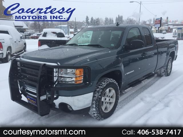 2009 GMC Sierra 1500 SLE1 Ext. Cab Long Bed 4WD