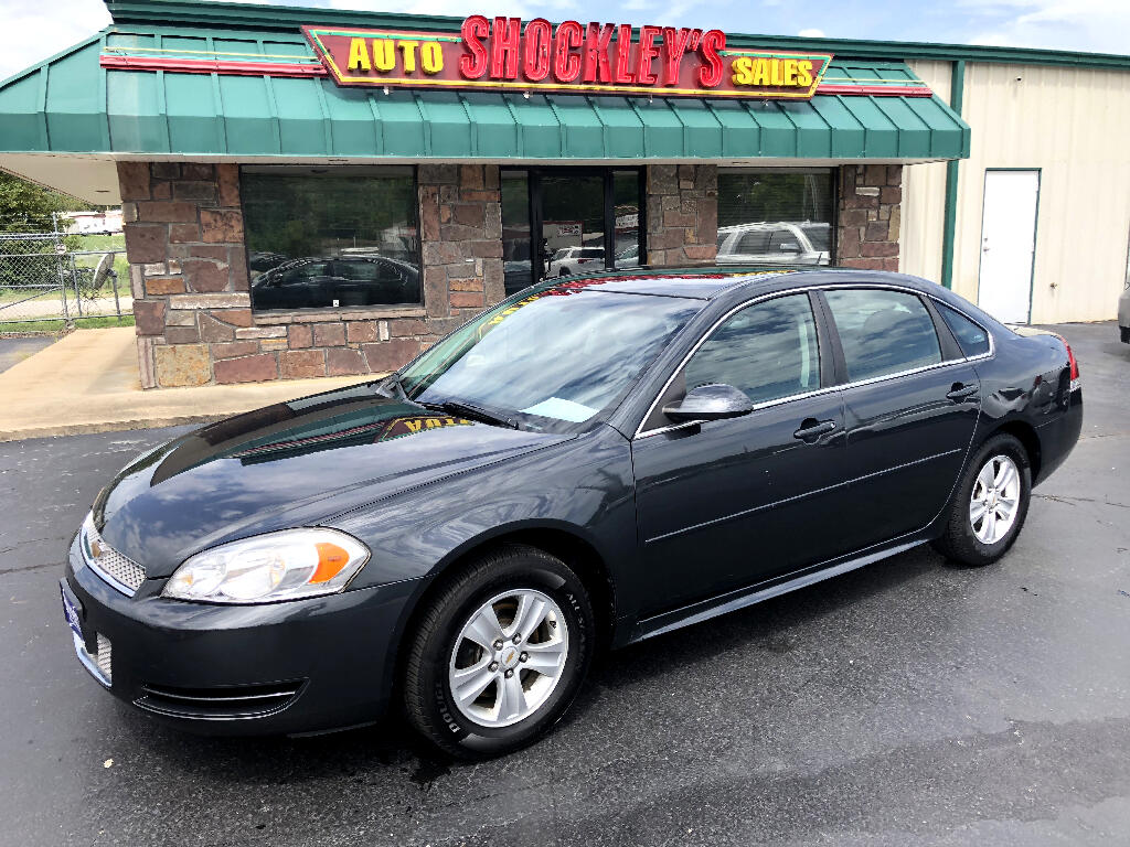 2014 Chevrolet Impala Limited LIMITED