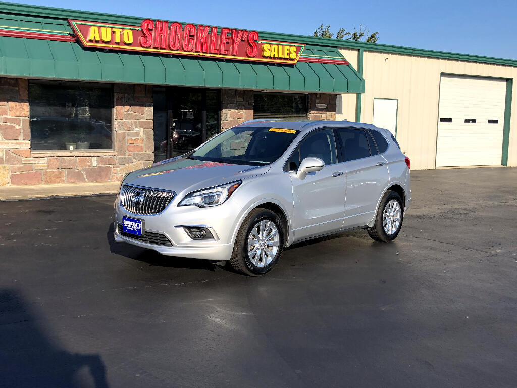 2018 Buick Envision FWD 4dr Essence