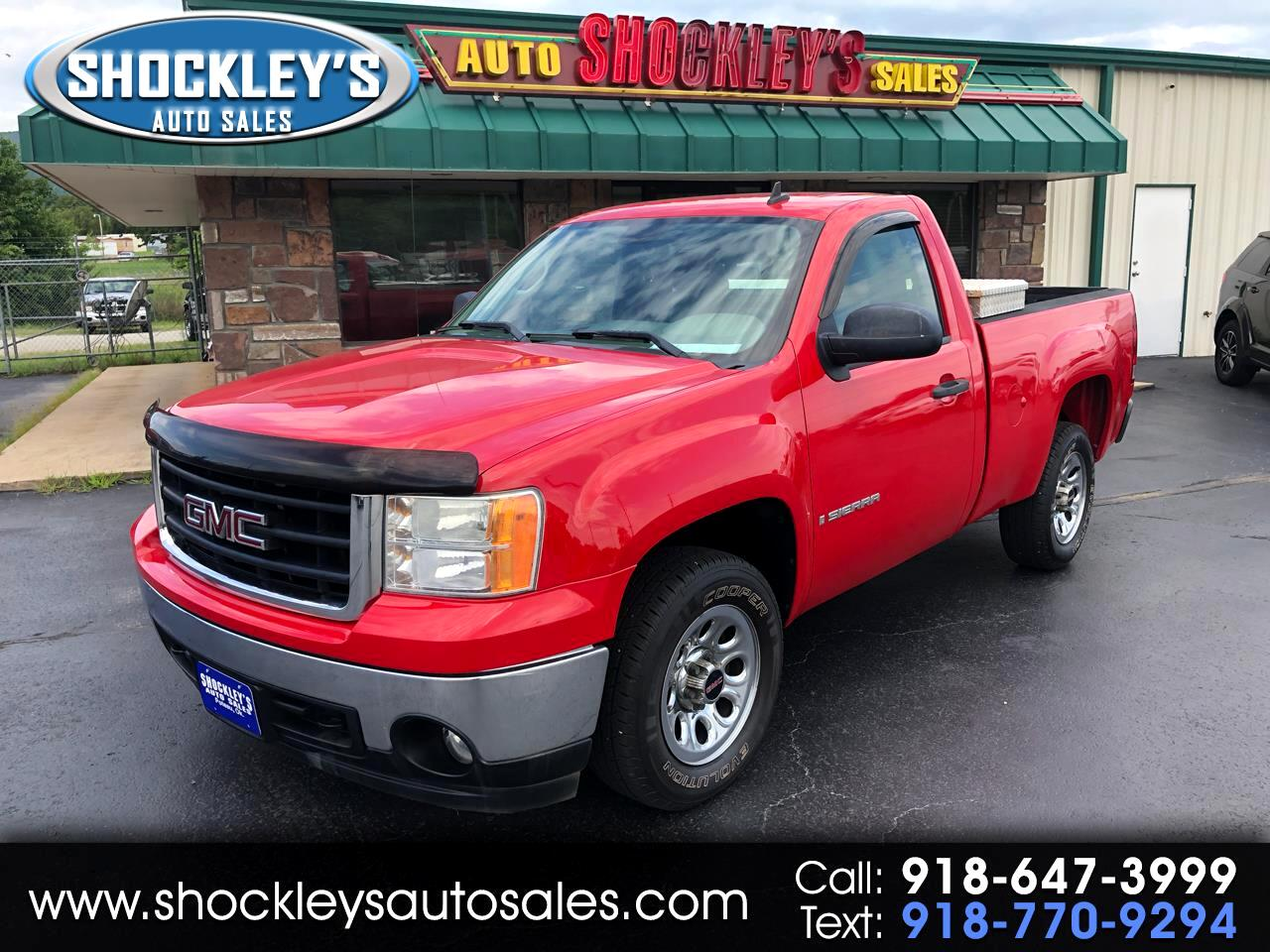 Shockley Auto Sales >> Used 2008 Gmc Sierra 1500 In Poteau Ok Near 74953 1gtec14008z273198 Auto Com