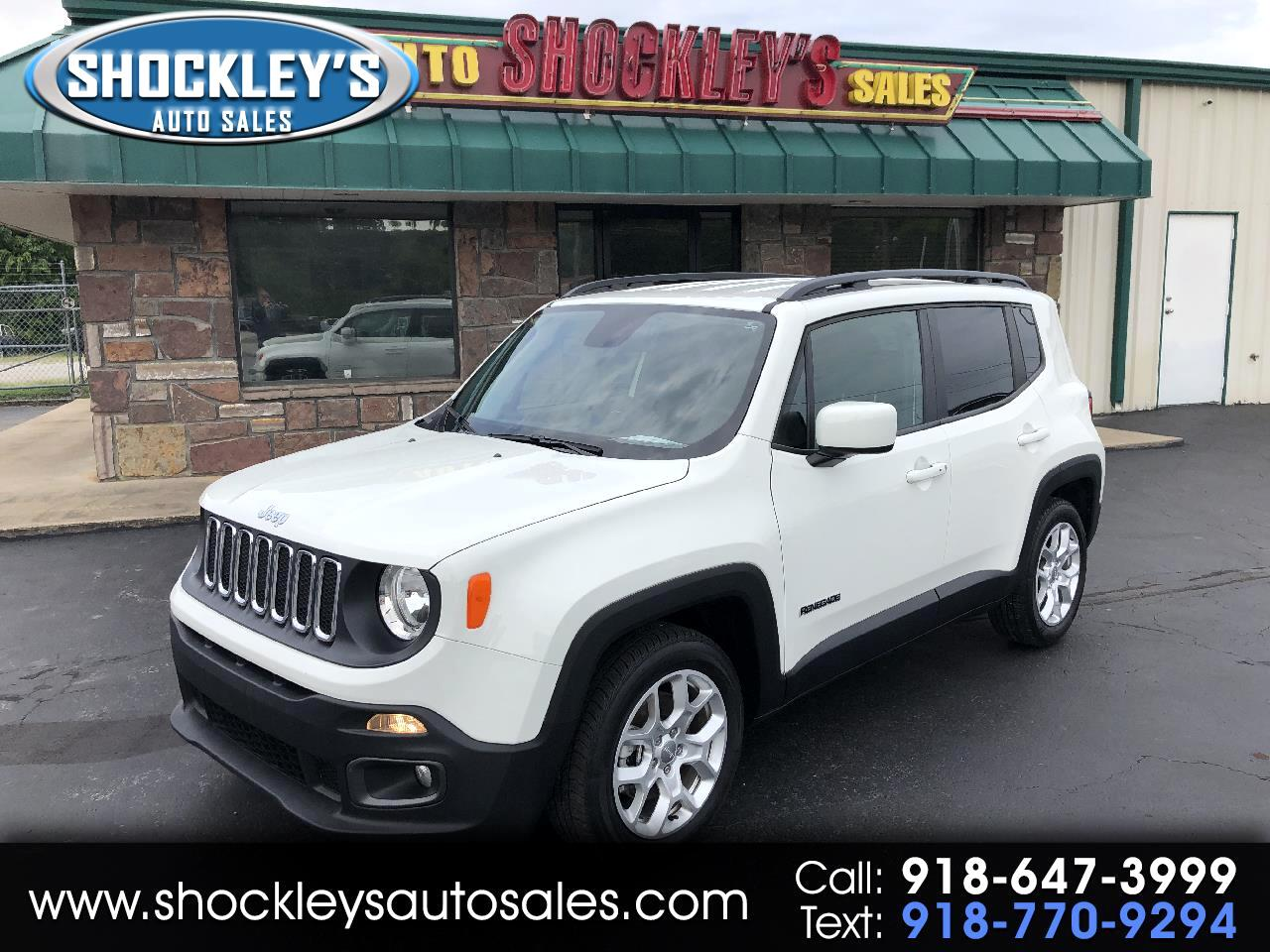 Jeep Renegade Latitude FWD 2018