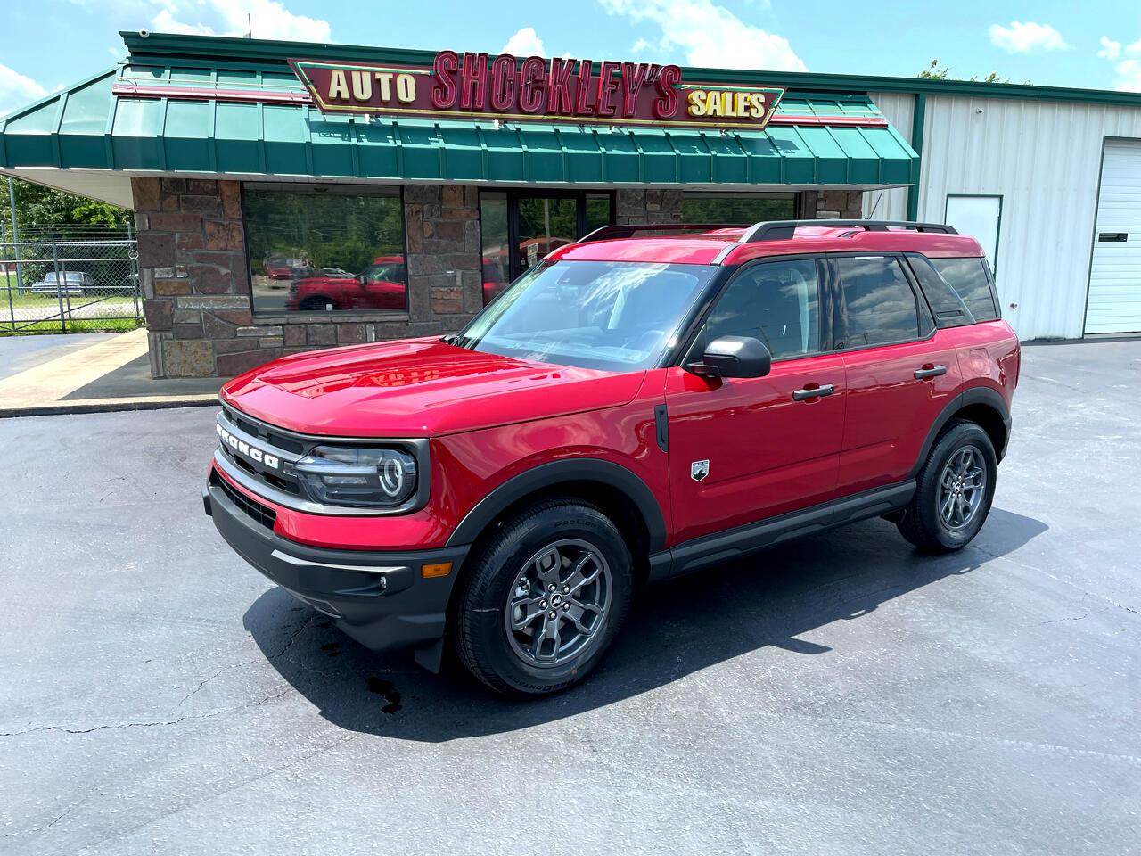 Ford Bronco Sport Big Bend 4x4 2021