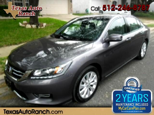 2013 Honda Accord EX-L V6 Sedan AT with Navigation