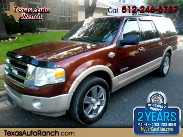 2008 Ford Expedition 5.4L King Ranch
