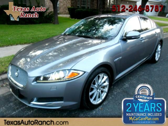 2013 Jaguar XF-Series XF 2.0L I4T