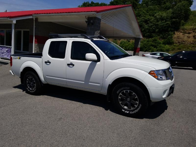 2019 Nissan Frontier PRO-4X Crew Cab 5AT 4WD