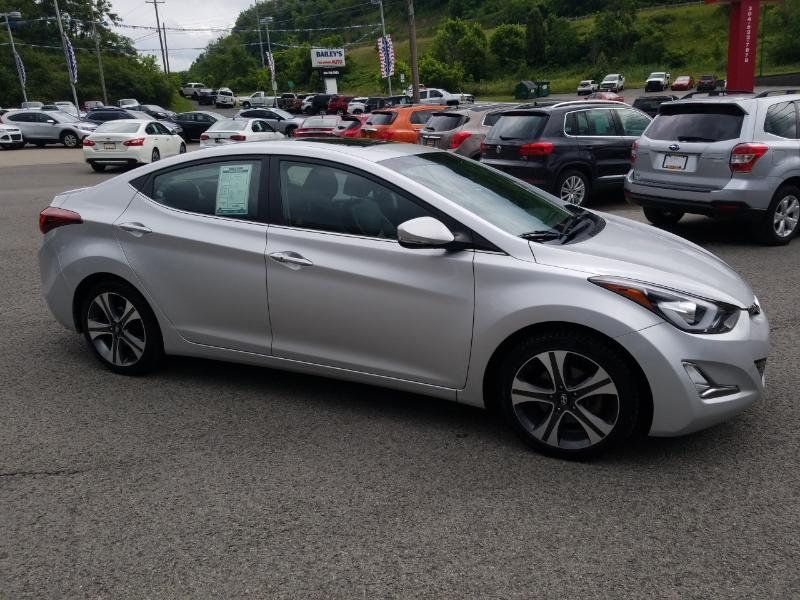 2015 Hyundai Elantra Sport 6AT