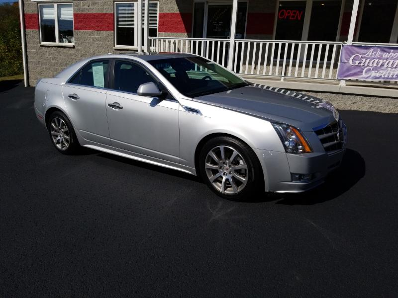 2010 Cadillac CTS Sport Appearance Package