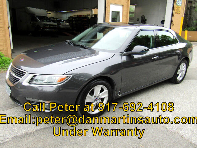 2011 Saab 9-5 Turbo4 Sedan
