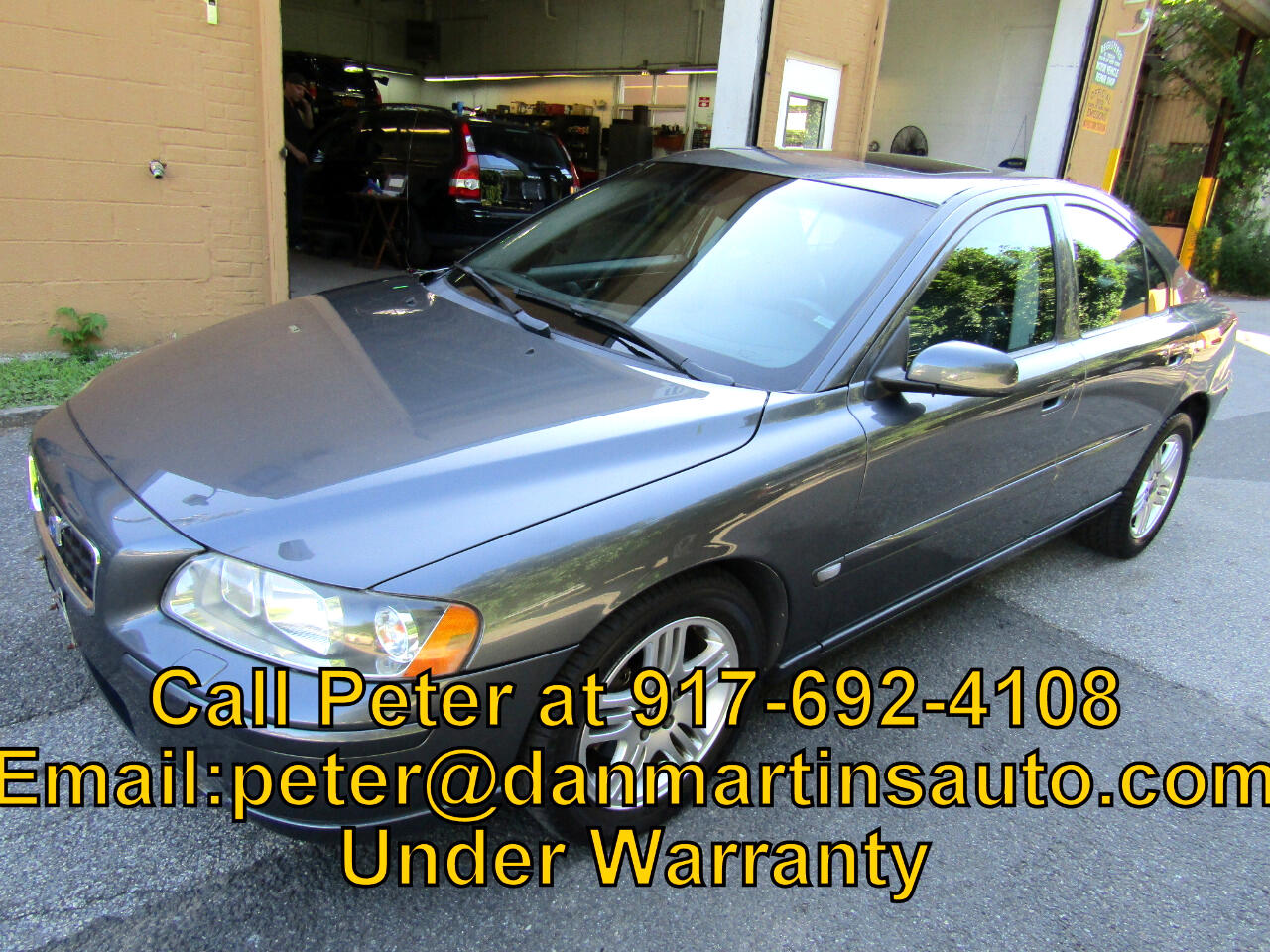 2005 Volvo S60 2.5L Turbo AWD