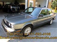 1987 BMW 3 Series