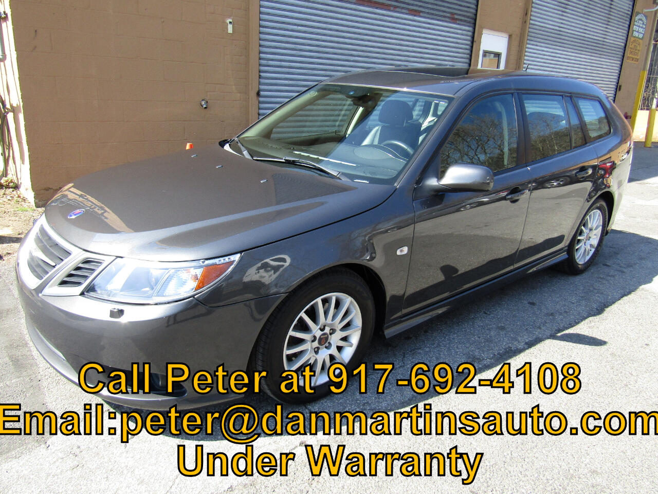 Saab 9-3 4dr Wgn FWD *Ltd Avail* 2011