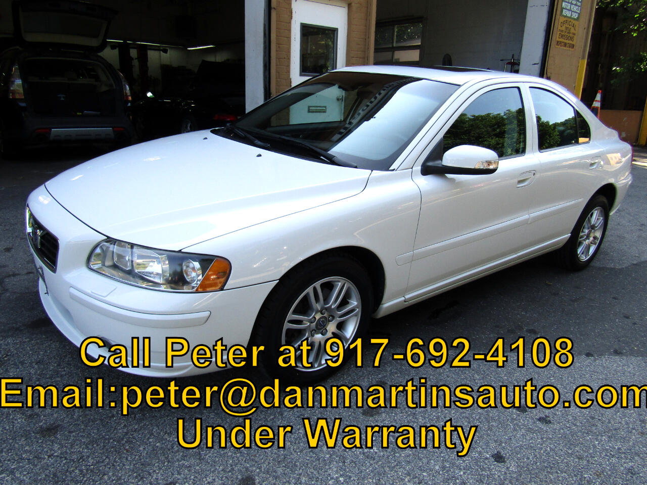 Volvo S60 4dr Sdn 2.5T AWD 2008