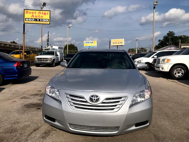 Toyota Dealers Okc >> Used 2009 Toyota Camry Le 6 Spd At For Sale In Oklahoma City