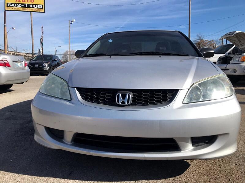 Honda Civic Coupe  2004