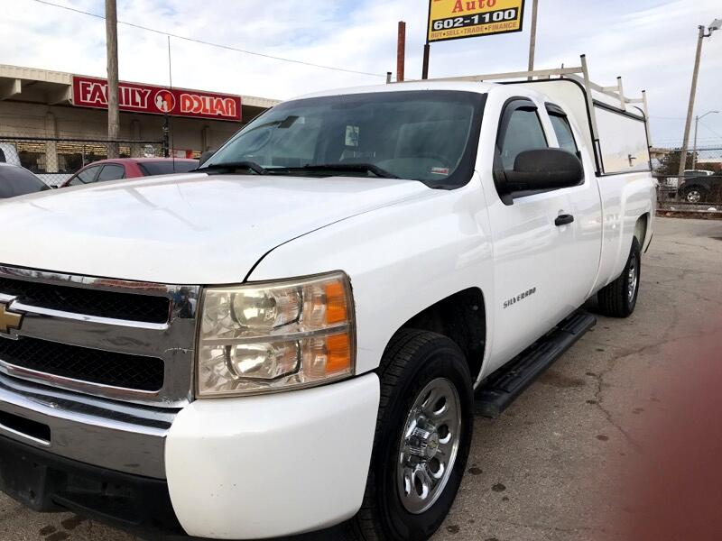 Chevrolet 1500 Pickups Base 2011
