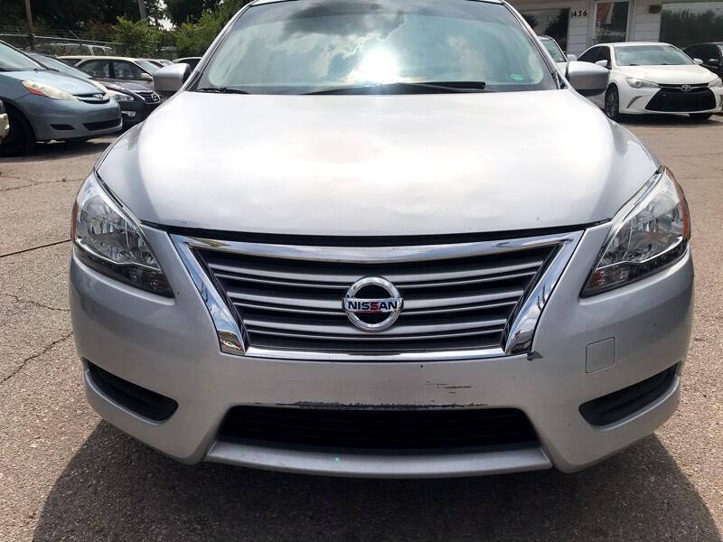 Nissan SENTRA/S/S  2014