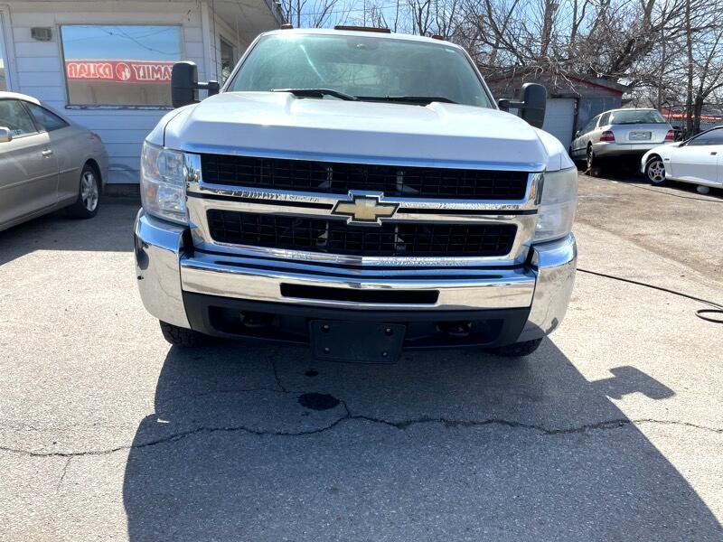 Chevrolet Silverado 2500HD LT1 Ext. Cab 4WD 2010