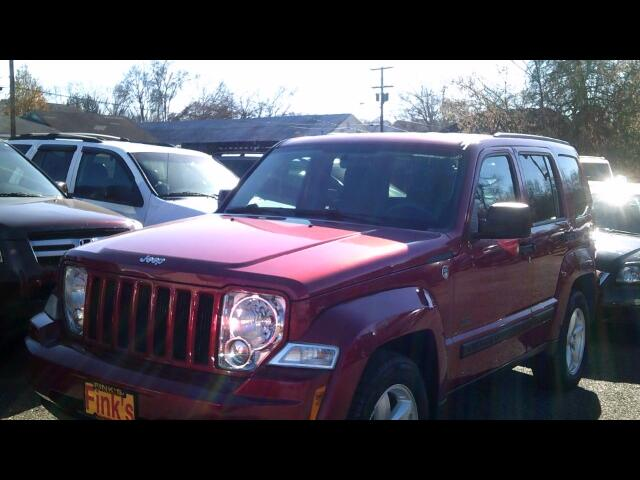 2009 Jeep Liberty Sport 4WD Rocky Mountain Edition